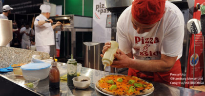 Messe INTERNORGA 2015 in Hamburg – Gastronomie in allen Facetten
